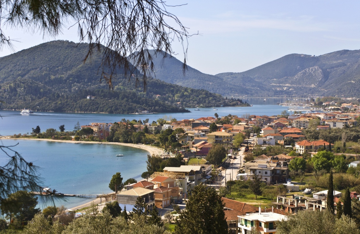 'Nydri bay at Lefkada island, Greece' - Λευκάδα